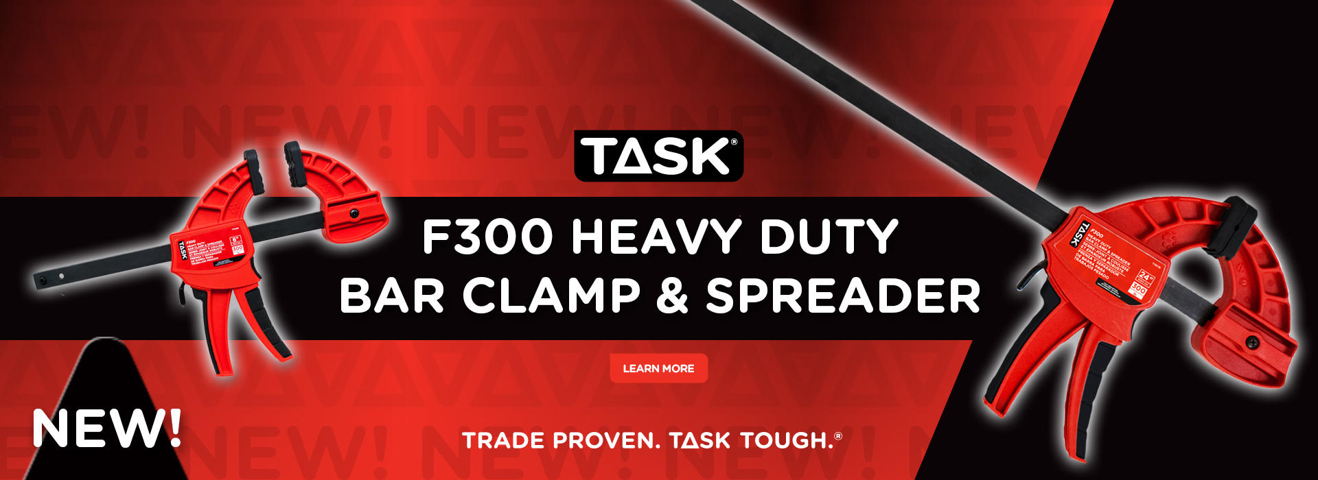 F300 Clamps
