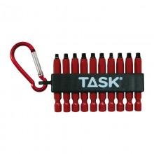 10pc #2 Robertson® Carabiner Clip - Bulk