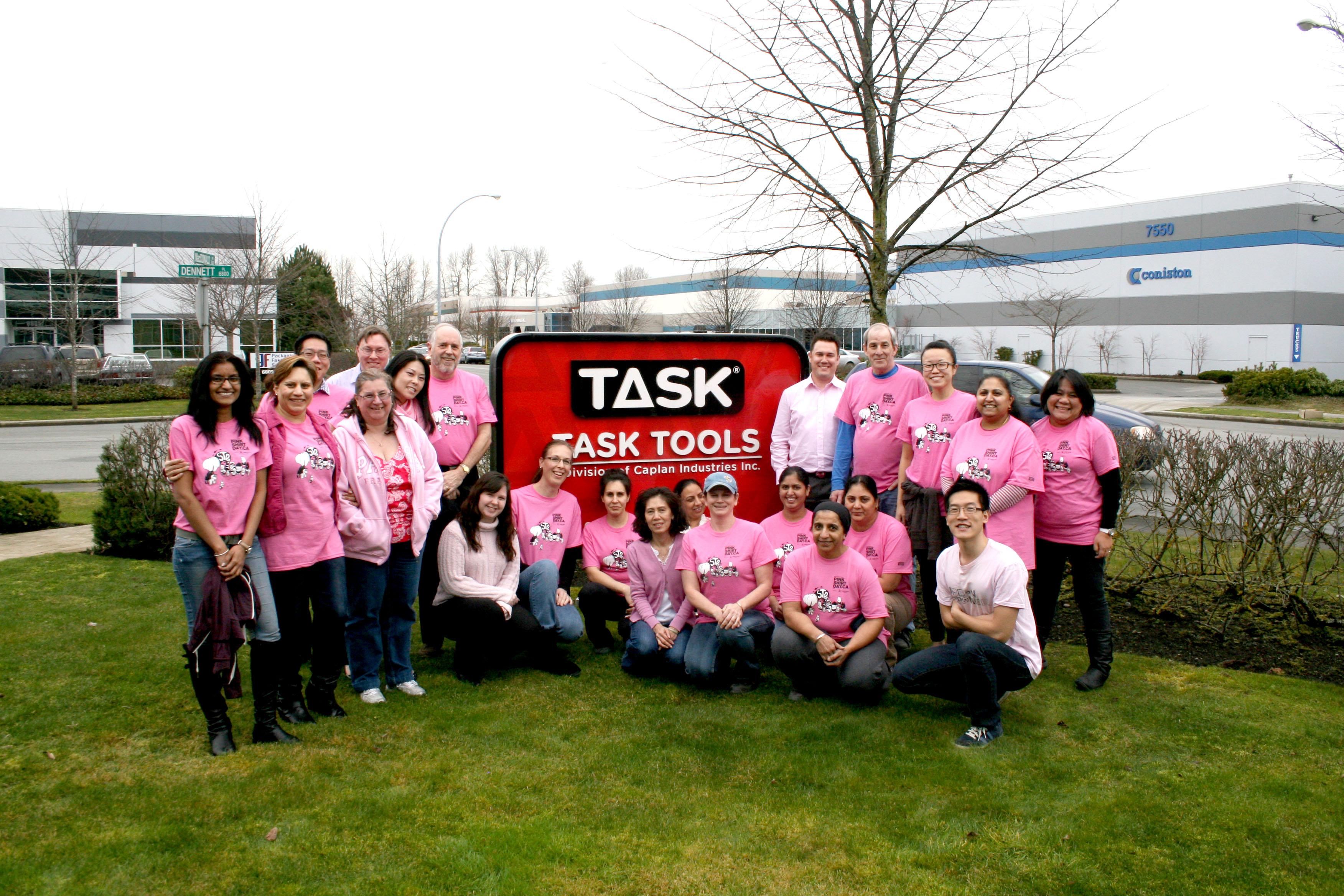 Pink Shirt Day 2013