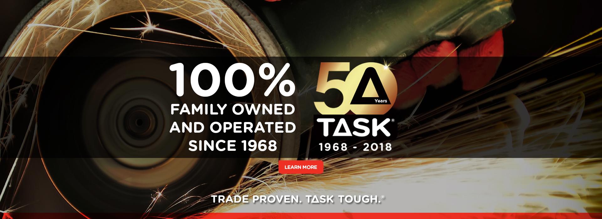 Trade Proven.Task Tough®
