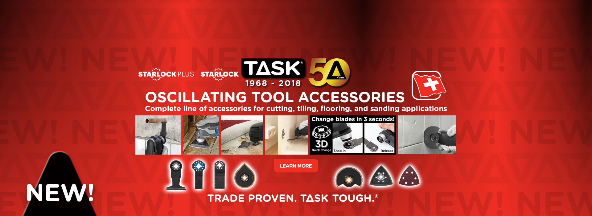 Oscillating Tool Accessories