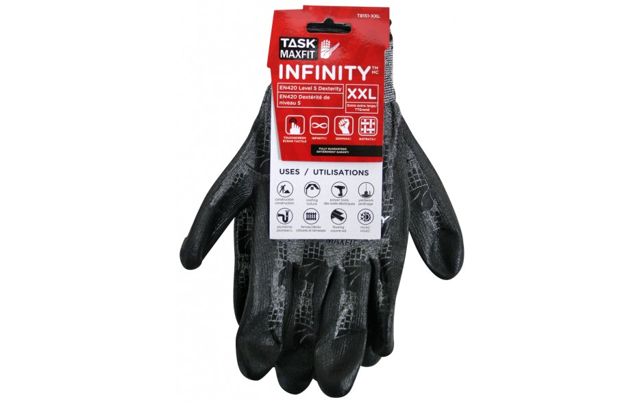 Infinity™ Pro Work Gloves (XXL) - 1/pack