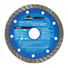 "4.5"" Turbo Diamond Blade - 10 per Display Box"
