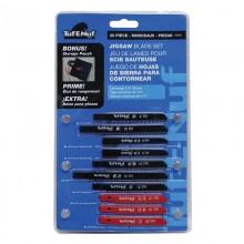 20pc U-Shank Jigsaw Blade Set - Clamshell