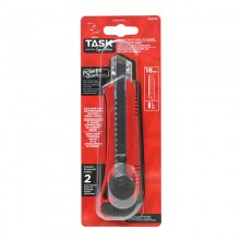 18 mm Ratchet Lock Knife - 1/pack