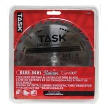 "7-1/4"" 24T ATB Hardbody Thin Kerf Framing & Decking Blade - 1/pack"