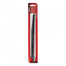 """9"""" 3 TPI 0.050"""" Reciprocating Blade for Fast Wood & Firewood - 1/pack"""