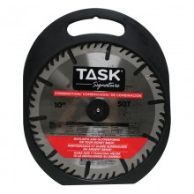 "10"" 50T ATB+TCG Combination Blade - 1/pack"