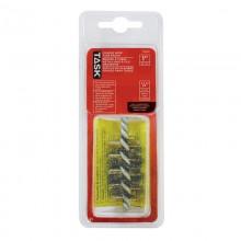 """1"""" Brass Coated Steel Tube Brush - 1/pack"""