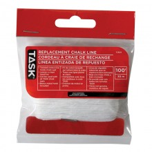 100' (30 m) Replacement Chalk Reel Line - 1/pack