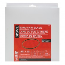 "93"" 3/8"" 6 TPI Band Saw Blade - 1/pack"