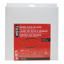"93"" 1/2"" 4 TPI Band Saw Blade - 1/pack"