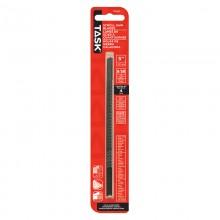 """5"""" Plain End .022 x .100 x 9T/5R Scroll Saw Blades - 4/pack"""