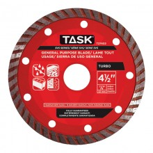 "4.5"" Turbo SVS Diamond Blade - 10 per Display Box"