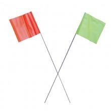 Orange Marking Flags - 30 per Bundle