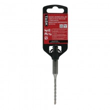 """5/32"""" x 4"""" Useable 2"""" SDS+ Hammer Rotary Drill Bit - 1/pack"""