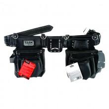 Black 11 Pocket Left Handed Component Apron System SPECIAL ORDER - 1/pack