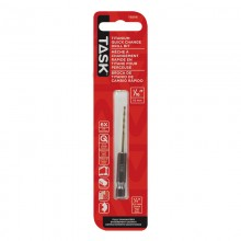 """1/16"""" Quick Change Ti-N Coated HSS Drill Bit - 1/pack"""
