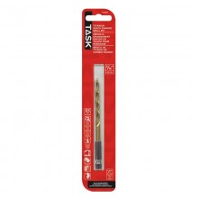 """3/16"""" Quick Change Ti-N Coated HSS Drill Bit - 1/pack"""