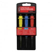 3pc Nail Set Kit - Plastic Case