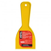 """3"""" (3/16"""" x 3/16"""") Plastic Saw Tooth Adhesive Spreader"""