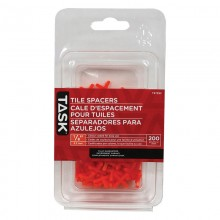 "1/8"" Tile Spacers - 200/pack"