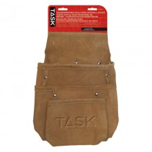 Tradesperson 3 Pocket Nail/Tool/Drywall Bag - 1/pack