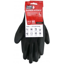 Super-Hydex™ Work Gloves (L) - 1/pack