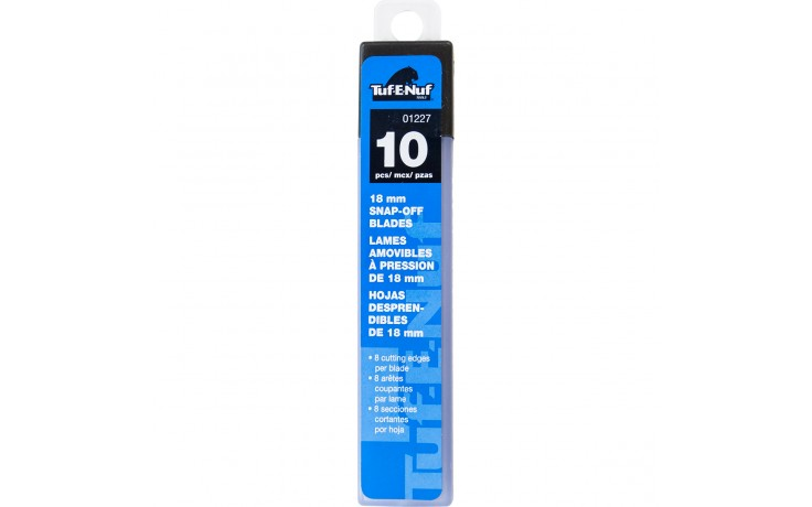 18 mm Snap-Off Blades - 10/pack
