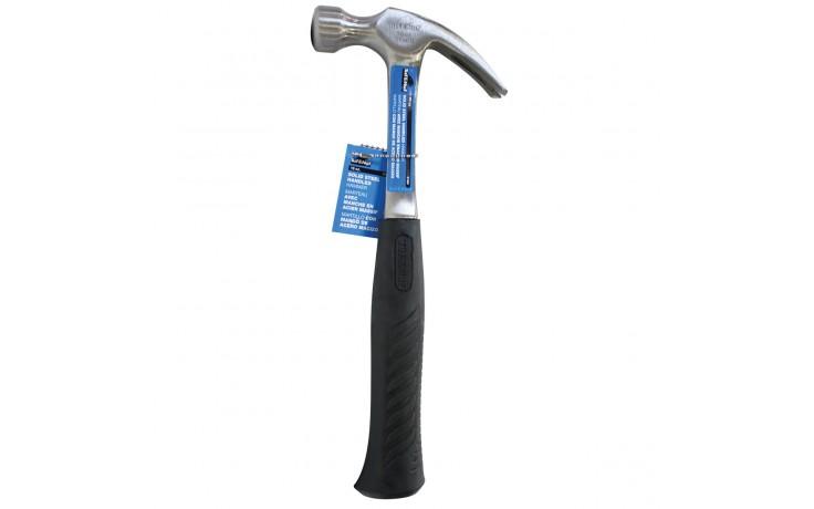 16 oz. One-Piece Steel Claw Hammer
