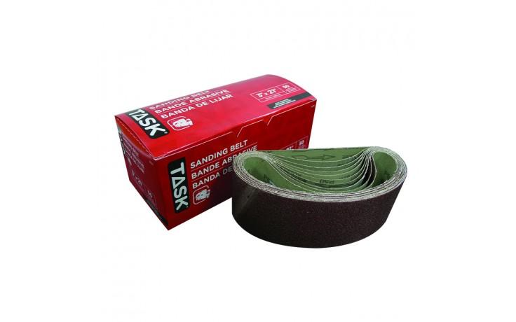 "3"" x 21"" 50 Grit Sanding Belt - Boxed"