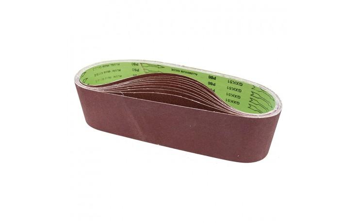 """4"""" x 36"""" 80 Grit Sanding Belt - Bulk"""