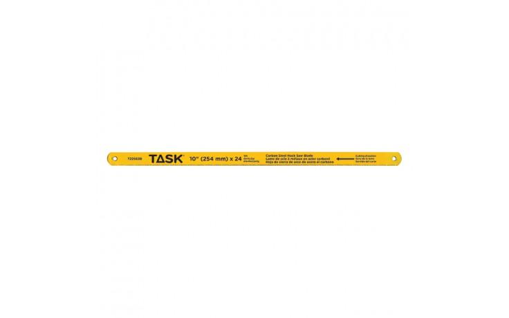 """10"""" 24 TPI Carbon Steel Hacksaw Blade - Bulk"""