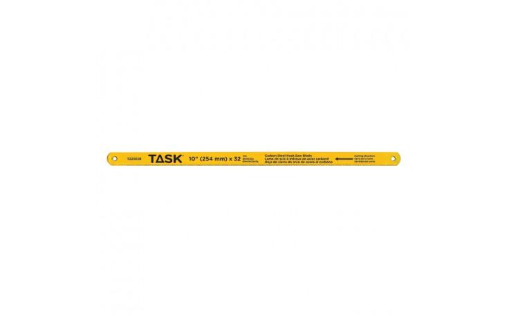 """10"""" 32 TPI Carbon Steel Hacksaw Blade - Bulk"""