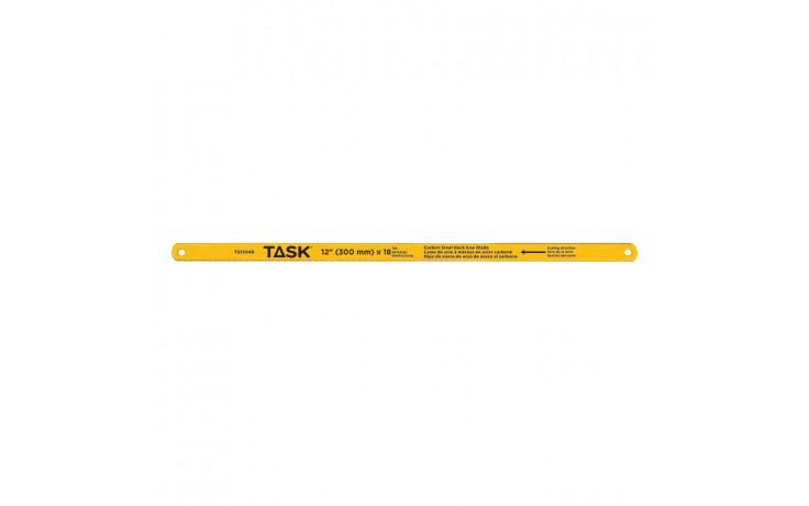 """12"""" 18 TPI Carbon Steel Hacksaw Blade - Bulk"""
