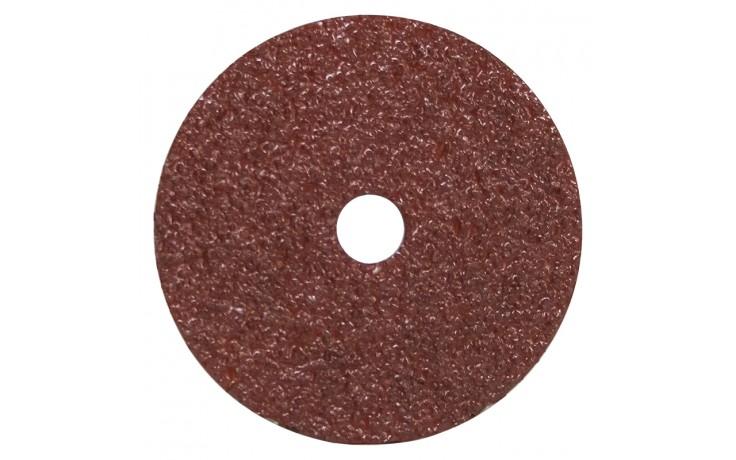 """4"""" 24 Grit Resin Bonded Fibre Sanding Disc - Bulk"""