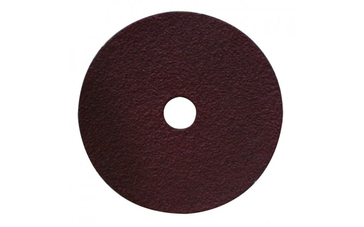 """4"""" 80 Grit Resin Bonded Fibre Sanding Disc - Bulk"""
