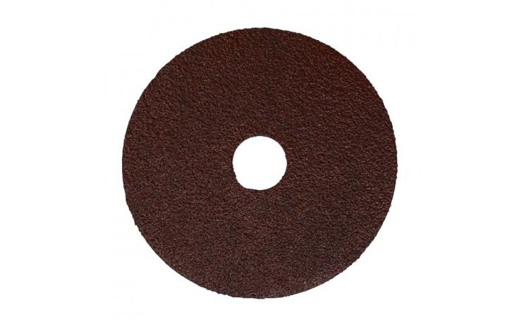 """4-1/2"""" 50 Grit Resin Bonded Fibre Sanding Disc - Bulk"""