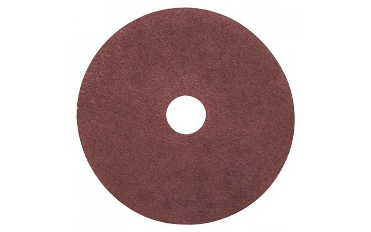 """5"""" 50 Grit Resin Bonded Fibre Sanding Disc - Bulk"""