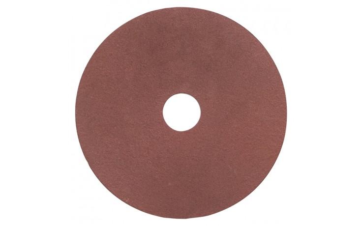 """5"""" 120 Grit Resin Bonded Fibre Sanding Disc - Bulk"""