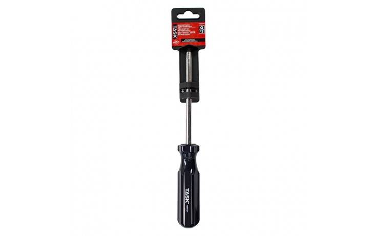 "#3 Robertson® 5"" Acetate Hard Grip Screwdriver - 1/pack"