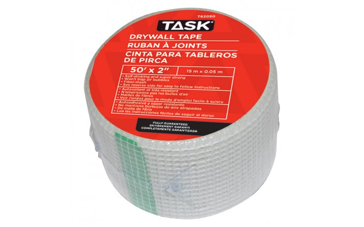 "2"" x 50' Mesh Drywall Tape - 1/pack"