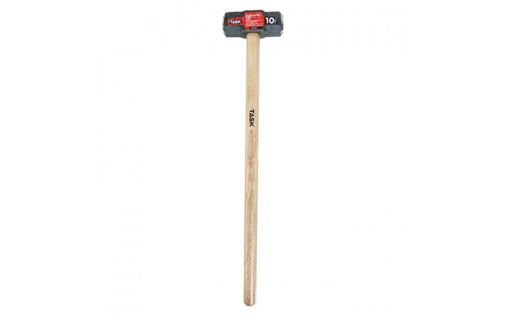 10 lb. Sledge Hammer with Hickory Handle