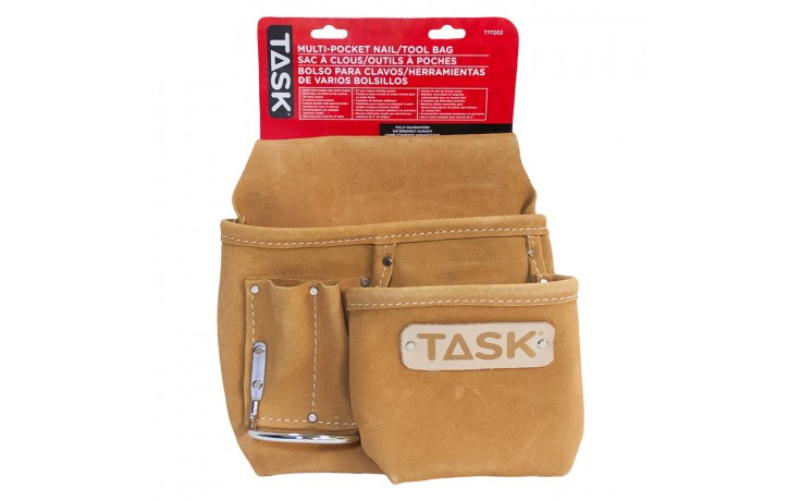 Tradesperson 5 Pocket Nail/Tool Bag - 1/pack