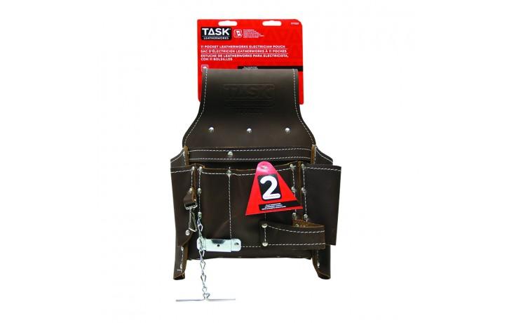 Master Electrician 11 Pocket Tool Bag - 1/pack