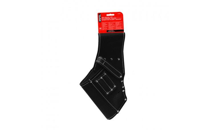 Black Left Side Drill Holster - 1/pack