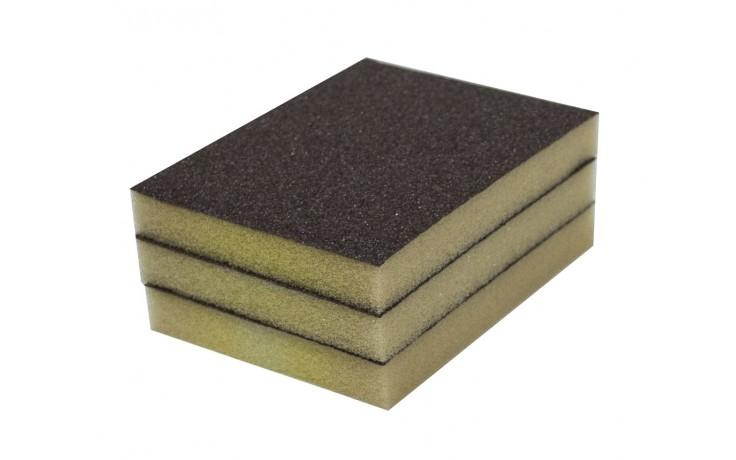 Solvent Free Eco 60 Grit Medium Single-Sided Sanding Pad - Bulk
