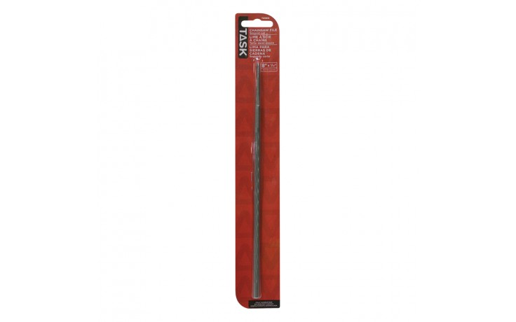 "8"" x 7/32"" Chain Saw File - 1/pack"
