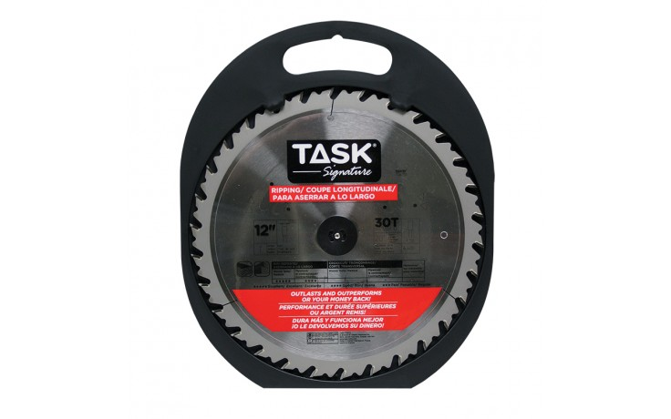 "12"" 30T ATB Ripping Blade - 1/pack"