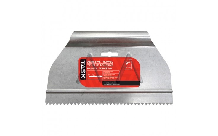 "9"" (1/16"" x 3/32"") Saw Tooth Adhesive Spreader"